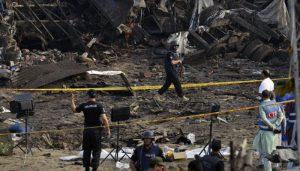 धमाका नवागई तहसील चाहरमांग इलाके में हुआ और इसके निशाने पर मजदूर थे.