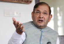 Sharad Yadav dismisses JD(U) leaders'' threat of action against him