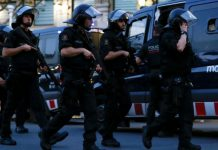 Spanish police stop second terror attack in Cambrils from Barcelona