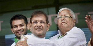 RJD chief Lalu Prasad Yadav blasts BJP govt and Nitish Kumar