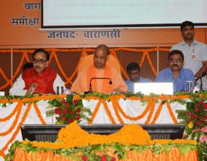 the holy path will be built in kashi: yogi adityanath