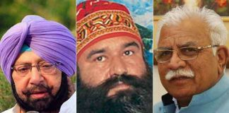 Punjab government rejects Khattar allegations