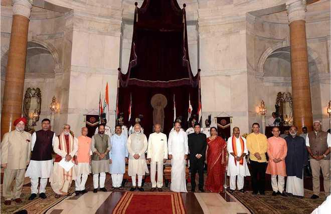 Narendra modi political experience administrative ability priority