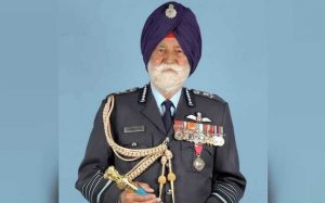 Marshal Arjan Singh funeral will be done with state honor