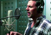 akshay kumar will be singing on tv