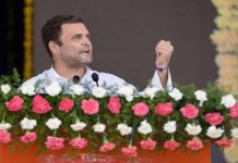 BJP and Modi are busy sharing the society: Rahul Gandhi