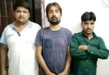 lucknow police encounter five gangsters