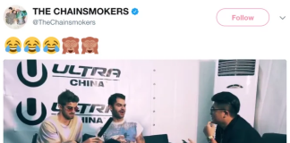 the chainsmokers apologize for dog eating joke during interview in china