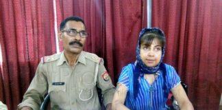monika singh alleges on Minister Surya Pratap Shahi to support sanjay kedia case