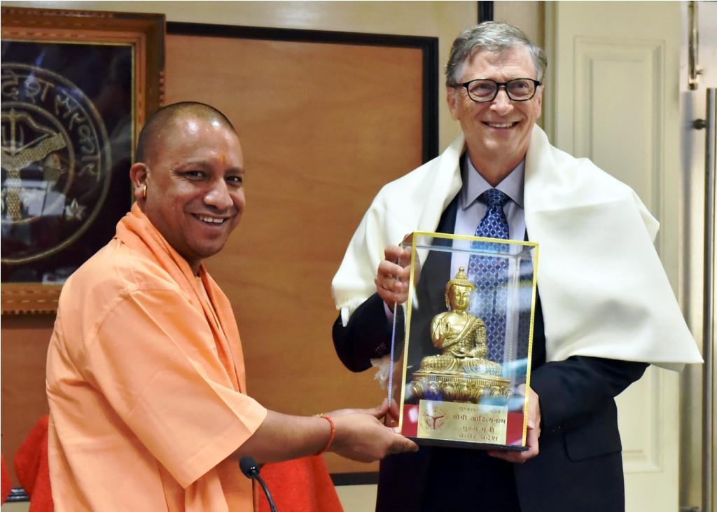 CM & Bill Gates