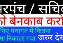 Panchayat Sachiv1
