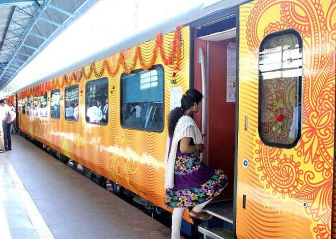Tejas Train