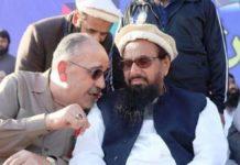 हाफिज सईद और वलीद अबु अली