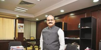 Ajay Bhushan Pandey new head of UIDAI