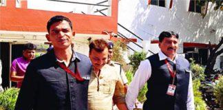 DhokheyBaaj-Builder-Ajmera-Arrested