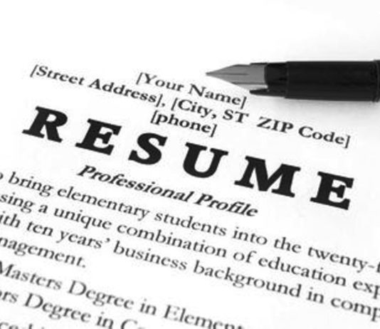 Make an effective Resume.