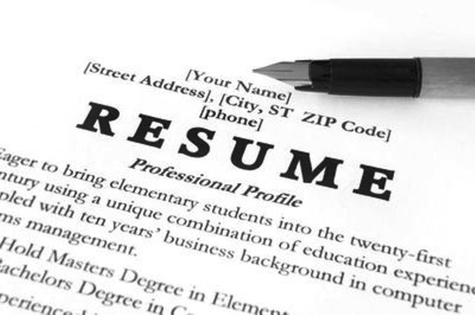 Make an effective Resume.