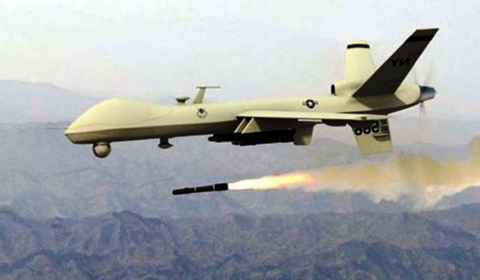 Drone attack on Pakistan