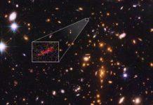 SPT0615-JD Galaxy