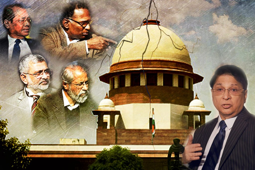 Judiciary at par