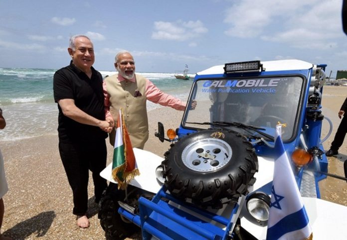 Netanyahu's-Gift-Jeep