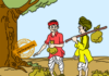 panchatantra-King-Kartak-Damanak