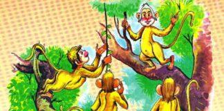 panchatantra-monkeys