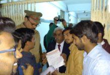 Lucknow-University-abvp