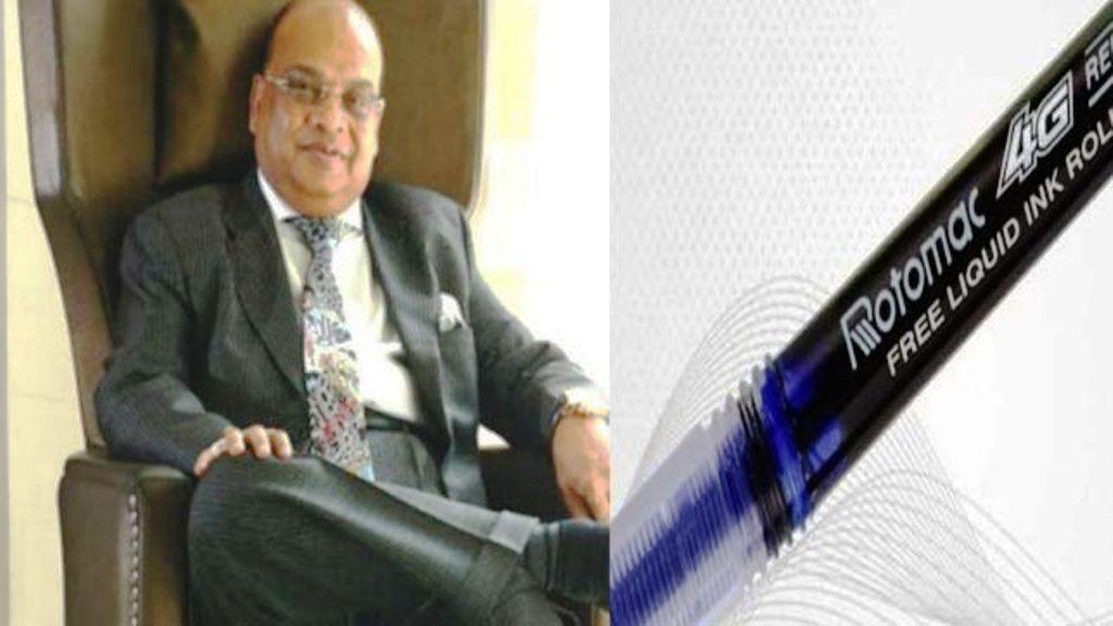 vikram-kothari-rotomac-pens-owner