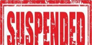 Tehsildar_Suspended