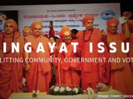 Lingayat-Issue