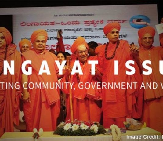 Lingayat-Issue