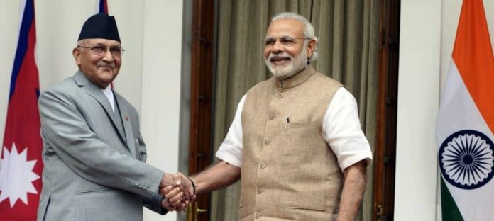 nepal-pm-oli-with-pm-modi