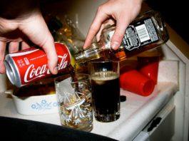 alcohol-coca-cola