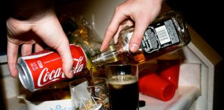 alcohol-coca-cola