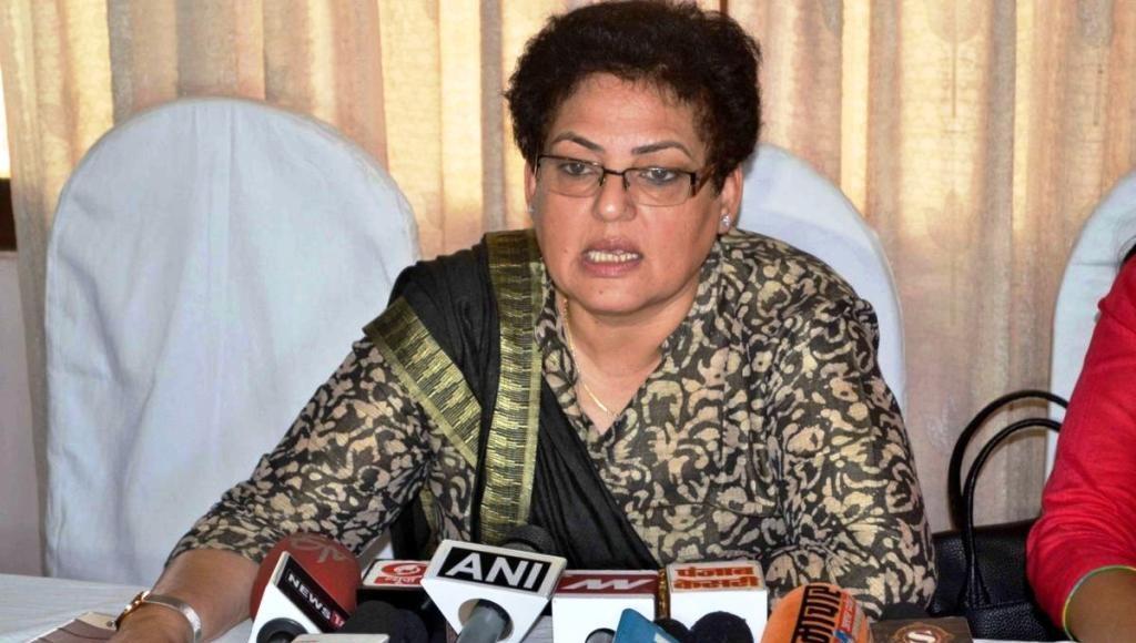 ncw chairperson rekha sharma