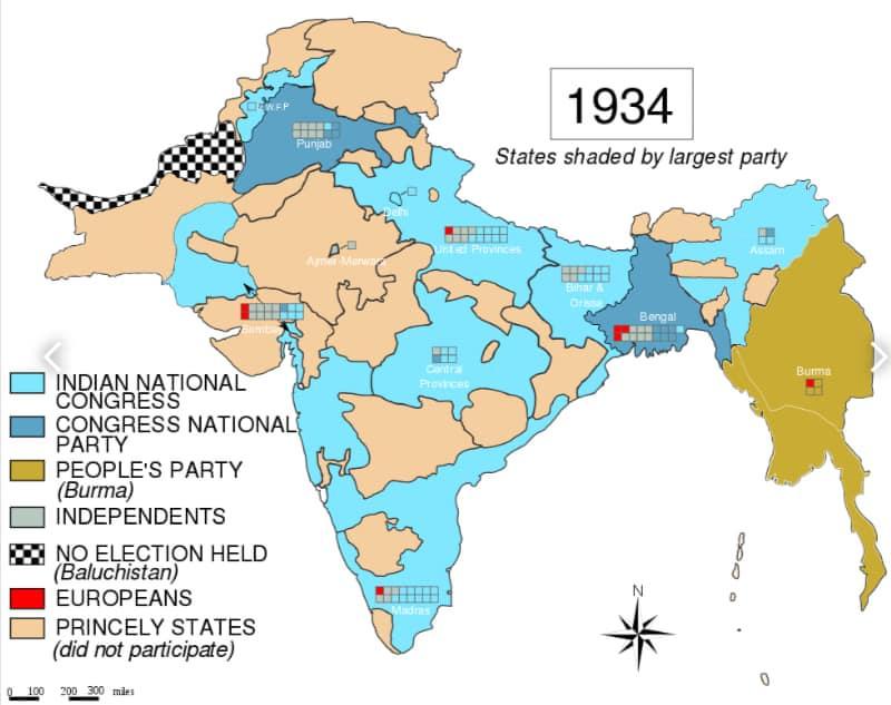 Map no. 1