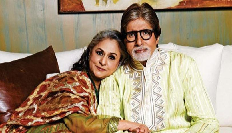 AB & Jaya Bachchan