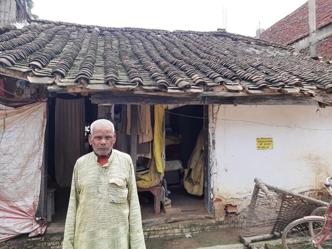 MLA Haridwar Pandey ji