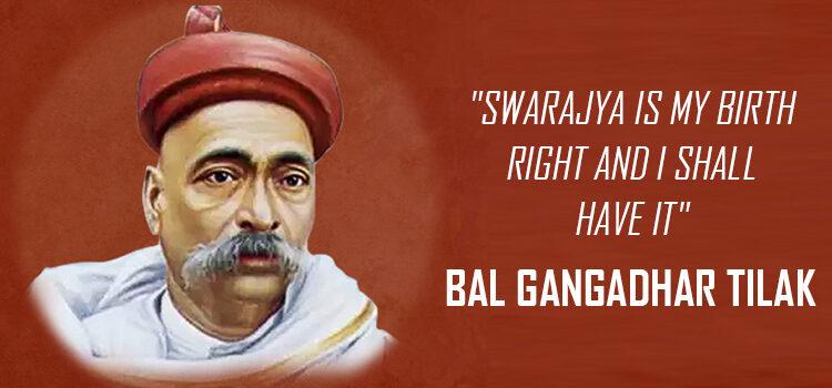 Bal-Gangadhar-Tilak