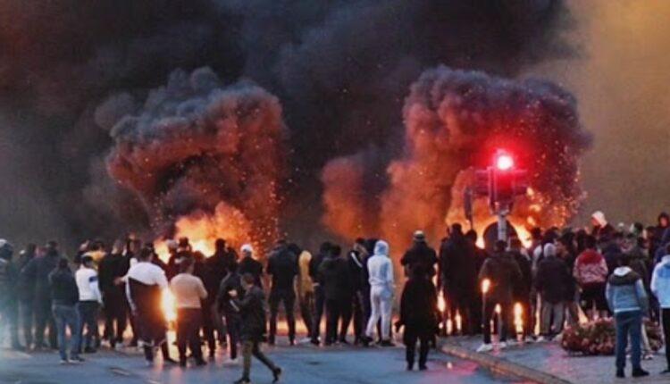 Sweden and Bengaluru violence