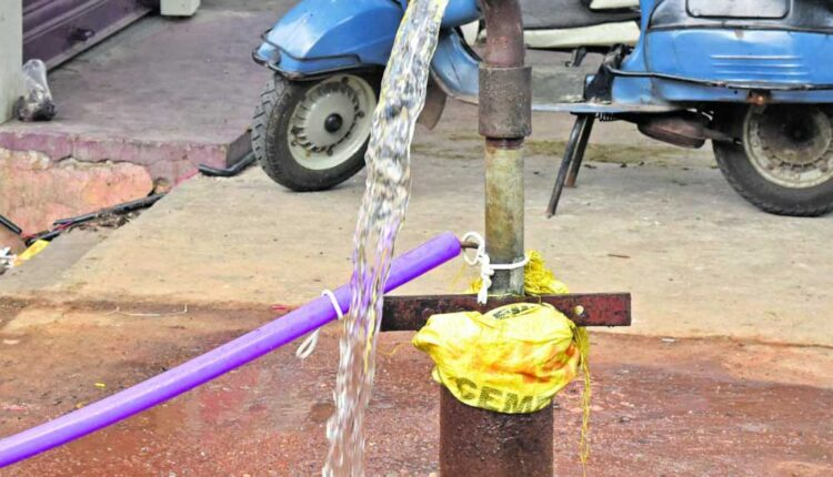 No NOC required for bore wells
