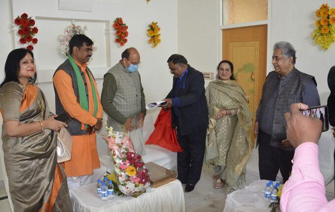 Inauguration of Sai Deep Foundation