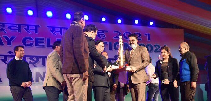UP Jhanki Award