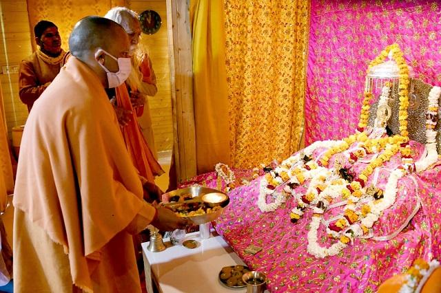 CM at Ayodhya