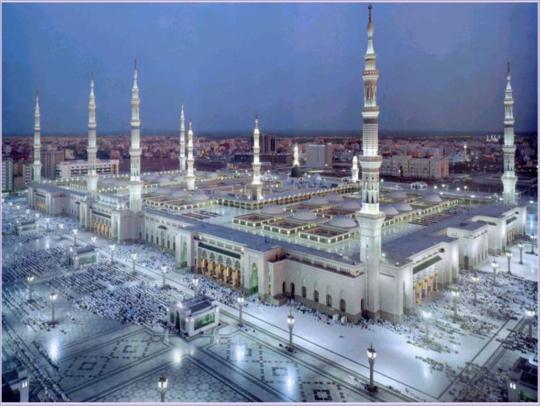 मस्जिद-ए-नबवी