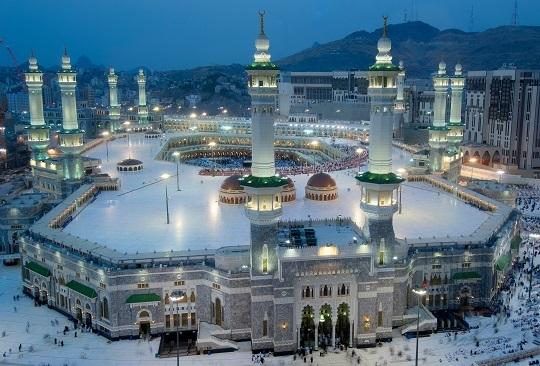 Kaaba Masjid Al Haram Mecca Saudi